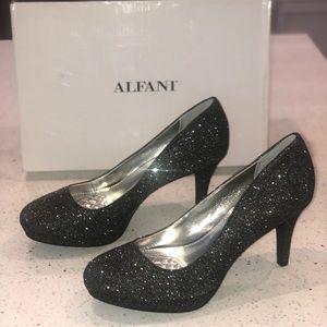 Alfani Glitter Heels